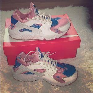 Nike Shoes | Cotton Candy Huaraches